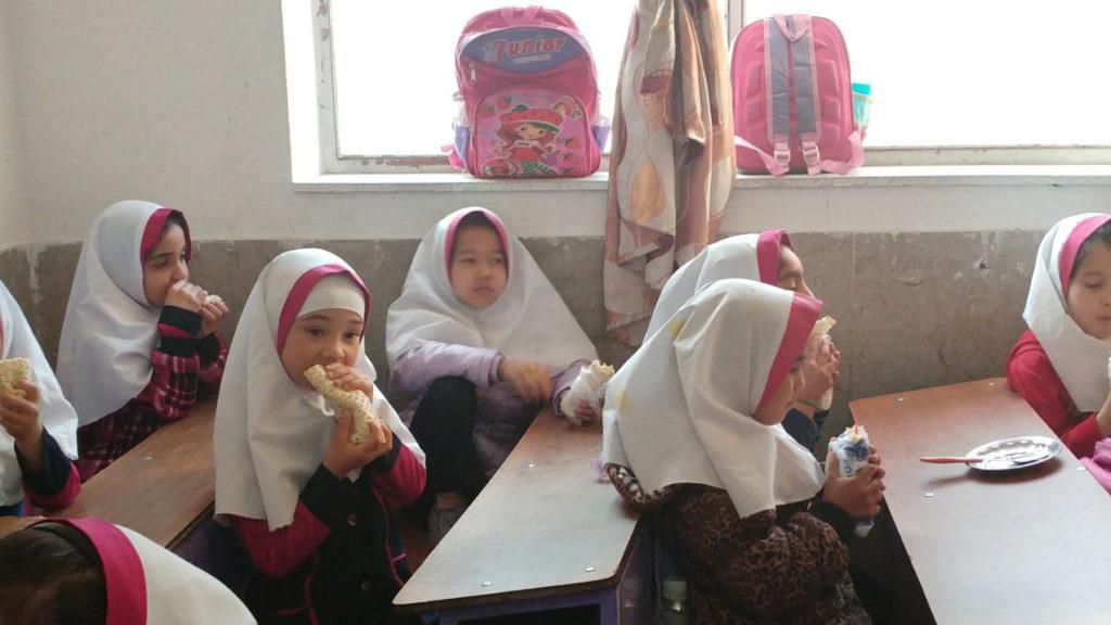 enfants iran