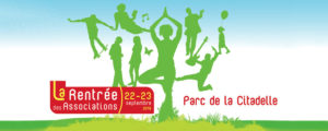 Réagir Ensemble à la rentrée des associations 2018 à Strasbourg